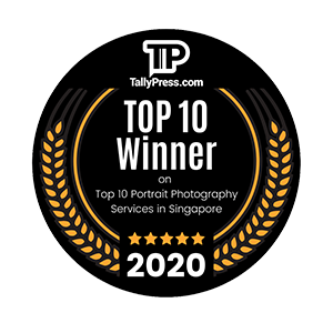 Top 10 Portrait Photographers in Singapore