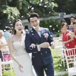 """""""Secret Garden""""-Themed Wedding Celebration of Daren & Nadia"""