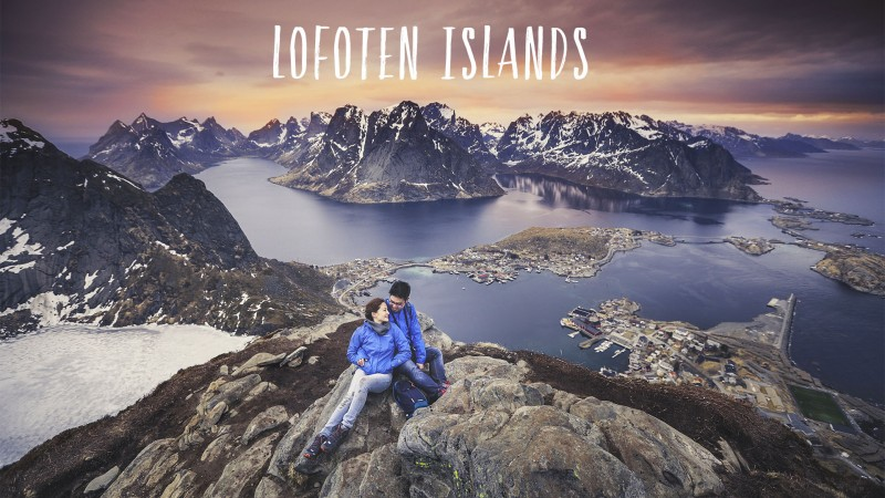 Lofoten Islands EPIC DESTINATION SHOOT VIDEO HIGHLIGHTS
