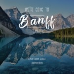 Banff, Canada: Destination Pre-Wedding Shoot of a lifetime