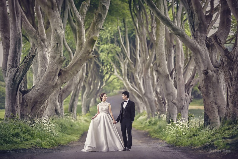 john lim photography, overseas pre wedding photography, ireland, north ireland, singapore photographer, UK, game of thrones location